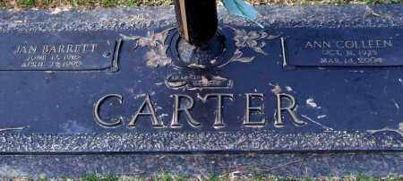 CARTER, JAN BARRETT - Saline County, Arkansas | JAN BARRETT CARTER - Arkansas Gravestone Photos