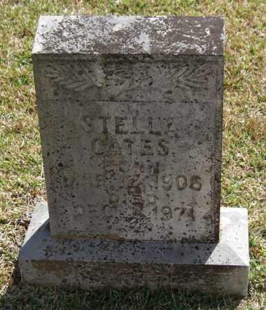 CATES, STELLA - Saline County, Arkansas   STELLA CATES - Arkansas Gravestone Photos