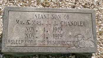 CHANDLER, INFANT SON - Saline County, Arkansas | INFANT SON CHANDLER - Arkansas Gravestone Photos