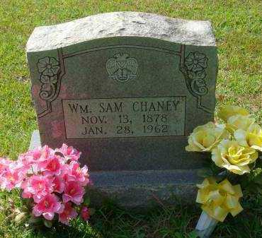 CHANEY, WM. SAM - Saline County, Arkansas | WM. SAM CHANEY - Arkansas Gravestone Photos