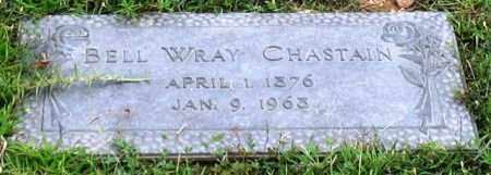 CHASTAIN, BELL - Saline County, Arkansas | BELL CHASTAIN - Arkansas Gravestone Photos