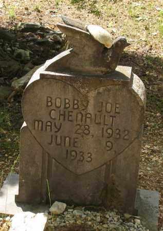 CHENAULT, BOBBY JOE - Saline County, Arkansas | BOBBY JOE CHENAULT - Arkansas Gravestone Photos
