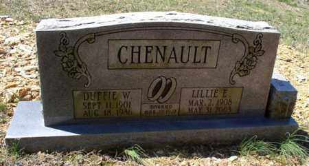 BERRY CHENAULT, LILLIE E. - Saline County, Arkansas | LILLIE E. BERRY CHENAULT - Arkansas Gravestone Photos