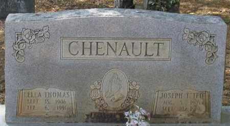 THOMAS CHENAULT, LELLA - Saline County, Arkansas | LELLA THOMAS CHENAULT - Arkansas Gravestone Photos