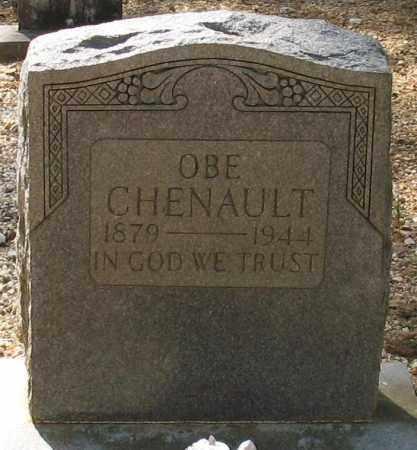 CHENAULT, OBE - Saline County, Arkansas | OBE CHENAULT - Arkansas Gravestone Photos