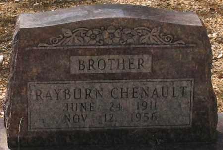 CHENAULT, RAYBURN - Saline County, Arkansas | RAYBURN CHENAULT - Arkansas Gravestone Photos