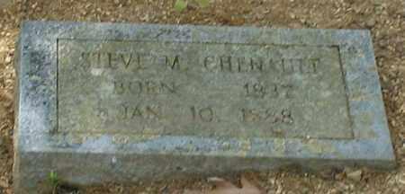 CHENAULT, STEVE M. - Saline County, Arkansas | STEVE M. CHENAULT - Arkansas Gravestone Photos