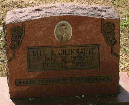 CHENNAULT, BILL R. - Saline County, Arkansas | BILL R. CHENNAULT - Arkansas Gravestone Photos