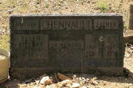 CHENNAULT, JOE I. - Saline County, Arkansas | JOE I. CHENNAULT - Arkansas Gravestone Photos