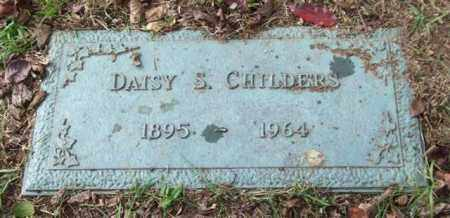 CHILDERS, DAISY S. - Saline County, Arkansas | DAISY S. CHILDERS - Arkansas Gravestone Photos