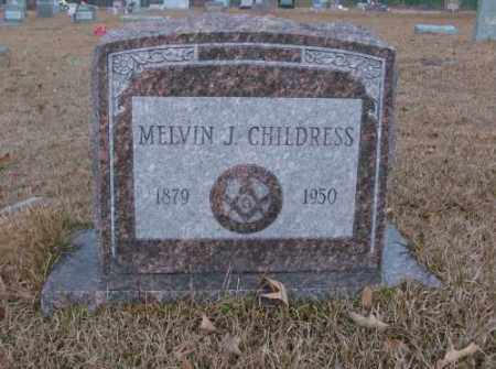 CHILDRESS, MELVIN J. - Saline County, Arkansas | MELVIN J. CHILDRESS - Arkansas Gravestone Photos