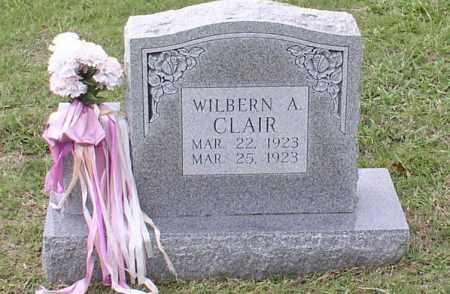 CLAIR, WILBERN A - Saline County, Arkansas   WILBERN A CLAIR - Arkansas Gravestone Photos