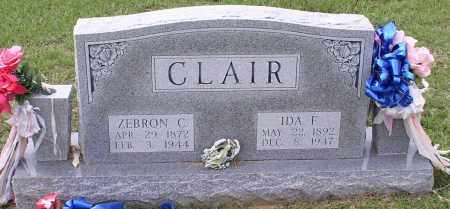 CLAIR, IDA F - Saline County, Arkansas | IDA F CLAIR - Arkansas Gravestone Photos