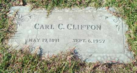 CLIFTON, CARL C. - Saline County, Arkansas | CARL C. CLIFTON - Arkansas Gravestone Photos