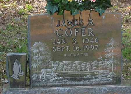 COFER, JAMES R. - Saline County, Arkansas | JAMES R. COFER - Arkansas Gravestone Photos