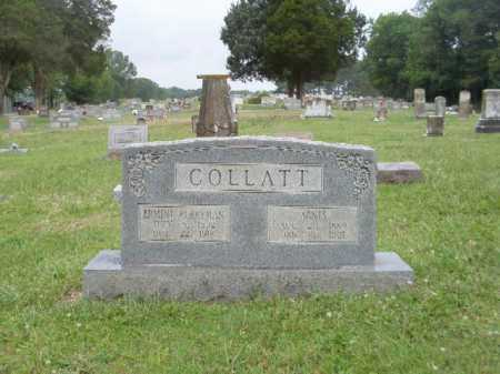 COLLATT, AGNES - Saline County, Arkansas | AGNES COLLATT - Arkansas Gravestone Photos