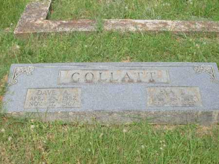 THOMPSON COLLATT, EVA - Saline County, Arkansas | EVA THOMPSON COLLATT - Arkansas Gravestone Photos