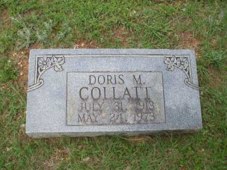 COLLATT, DORIS M. - Saline County, Arkansas | DORIS M. COLLATT - Arkansas Gravestone Photos