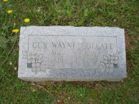 COLLATT, GUY WAYNE - Saline County, Arkansas | GUY WAYNE COLLATT - Arkansas Gravestone Photos