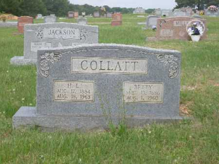 COLLATT, BETTY - Saline County, Arkansas | BETTY COLLATT - Arkansas Gravestone Photos