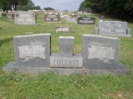 COLLATT, ROY - Saline County, Arkansas | ROY COLLATT - Arkansas Gravestone Photos