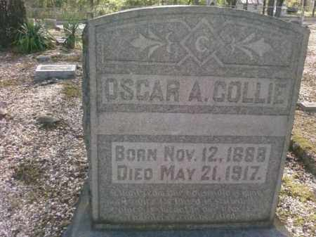 COLLIE, OSCAR A. - Saline County, Arkansas | OSCAR A. COLLIE - Arkansas Gravestone Photos