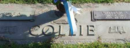 COLLIE, WILLIAM L. - Saline County, Arkansas | WILLIAM L. COLLIE - Arkansas Gravestone Photos