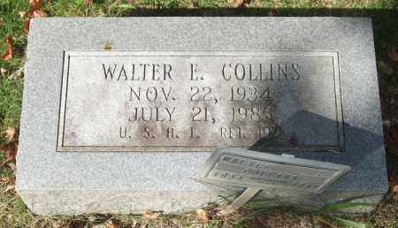 COLLINS (VETERAN), WALTER E. - Saline County, Arkansas | WALTER E. COLLINS (VETERAN) - Arkansas Gravestone Photos