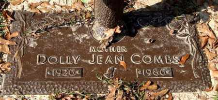 COMBS, DOLLY JEAN - Saline County, Arkansas | DOLLY JEAN COMBS - Arkansas Gravestone Photos