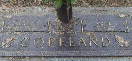 COPELAND, AUSTIN C. - Saline County, Arkansas | AUSTIN C. COPELAND - Arkansas Gravestone Photos