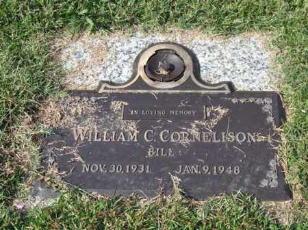"CORNELISON, WILLIAM C. ""BILL"" - Saline County, Arkansas 