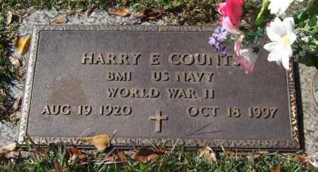 COUNTS (VETERAN WWII), HARRY E - Saline County, Arkansas | HARRY E COUNTS (VETERAN WWII) - Arkansas Gravestone Photos