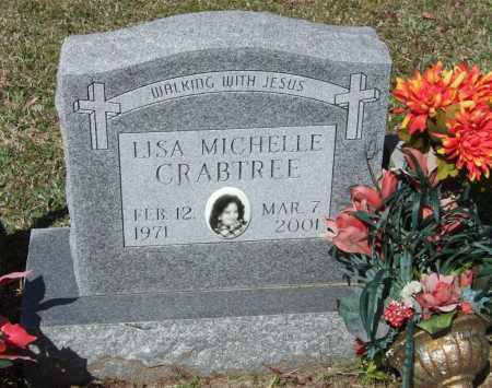 CRABTREE, LISA MICHELLE - Saline County, Arkansas | LISA MICHELLE CRABTREE - Arkansas Gravestone Photos