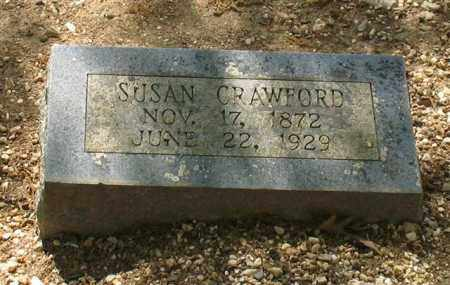 CRAWFORD, SUSAN - Saline County, Arkansas | SUSAN CRAWFORD - Arkansas Gravestone Photos
