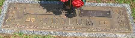 CULLUM, LEON C. - Saline County, Arkansas | LEON C. CULLUM - Arkansas Gravestone Photos