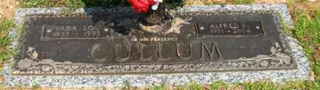 CULLUM, ALFRED R. - Saline County, Arkansas | ALFRED R. CULLUM - Arkansas Gravestone Photos