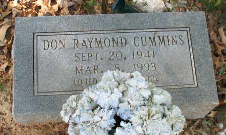 CUMMINS, DON RAYMOND - Saline County, Arkansas | DON RAYMOND CUMMINS - Arkansas Gravestone Photos
