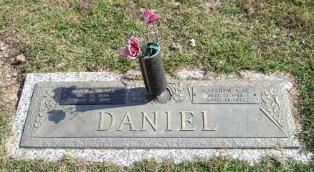 DANIEL, JR., MATTHEW A. - Saline County, Arkansas | MATTHEW A. DANIEL, JR. - Arkansas Gravestone Photos