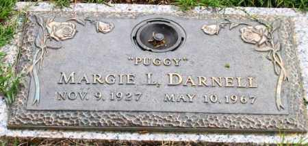 "DARNELL, MARGIE L. ""PUGGY"" - Saline County, Arkansas 