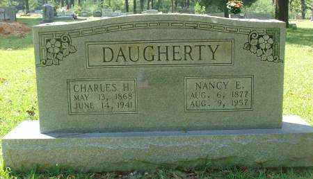 DAUGHERTY, CHARLES H. - Saline County, Arkansas | CHARLES H. DAUGHERTY - Arkansas Gravestone Photos