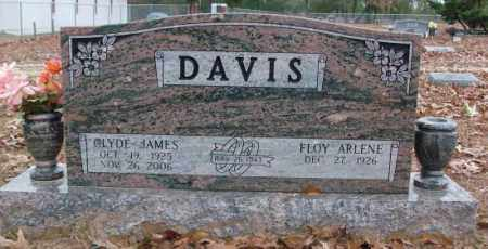 DAVIS, CLYDE JAMES - Saline County, Arkansas | CLYDE JAMES DAVIS - Arkansas Gravestone Photos