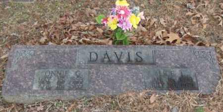 DAVIS, LONNIE G - Saline County, Arkansas | LONNIE G DAVIS - Arkansas Gravestone Photos