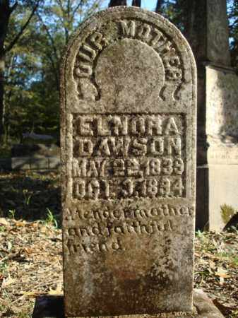 DAWSON, ELNORA - Saline County, Arkansas | ELNORA DAWSON - Arkansas Gravestone Photos
