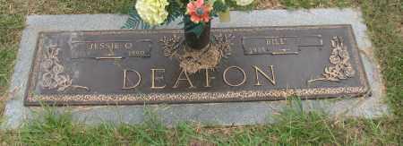 DEATON, JESSIE O. - Saline County, Arkansas | JESSIE O. DEATON - Arkansas Gravestone Photos