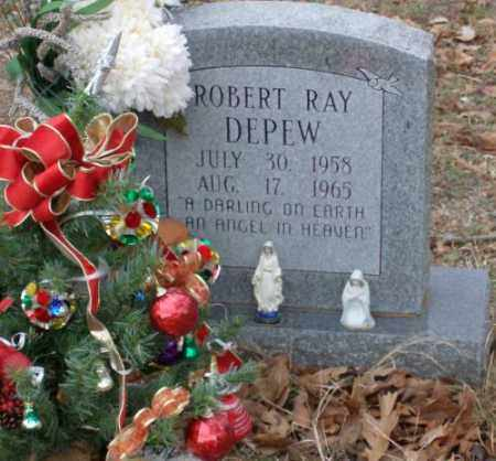 DEPEW, ROBERT RAY - Saline County, Arkansas | ROBERT RAY DEPEW - Arkansas Gravestone Photos