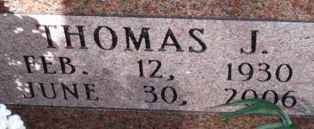 DICKSON, THOMAS J (CLOSEUP) - Saline County, Arkansas | THOMAS J (CLOSEUP) DICKSON - Arkansas Gravestone Photos
