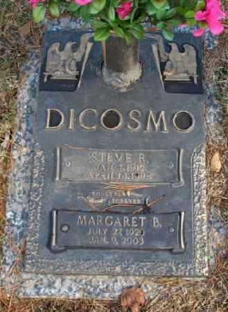 DICOSMO, STEVE R. - Saline County, Arkansas | STEVE R. DICOSMO - Arkansas Gravestone Photos