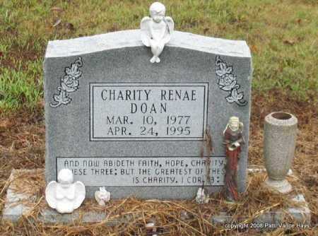 DOAN, CHARITY RENAE - Saline County, Arkansas | CHARITY RENAE DOAN - Arkansas Gravestone Photos