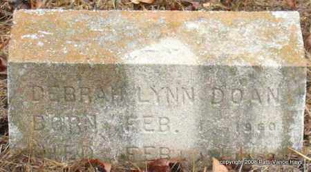 DOAN, DEBRAH LYNN - Saline County, Arkansas | DEBRAH LYNN DOAN - Arkansas Gravestone Photos