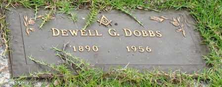 DOBBS, DEWELL G. - Saline County, Arkansas | DEWELL G. DOBBS - Arkansas Gravestone Photos